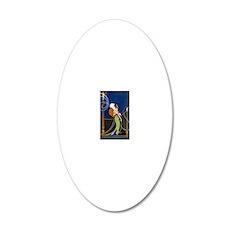 IPAD 11 NOV ADA 20x12 Oval Wall Decal