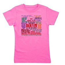 dextercollage Girl's Tee
