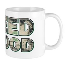 Greed is Good For Black copy Mug