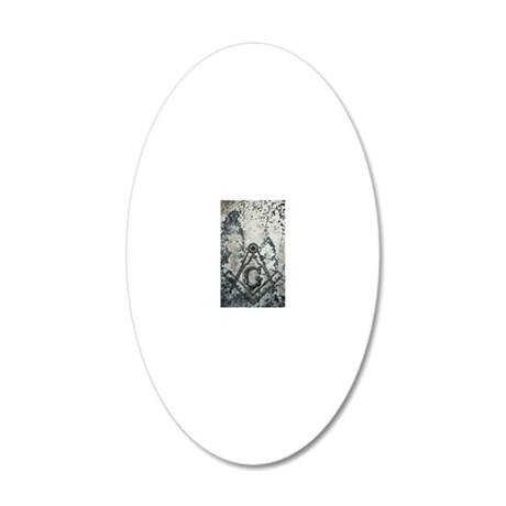 Iphone_Clear_4_Case_3 20x12 Oval Wall Decal