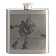 Ice Skating Flask