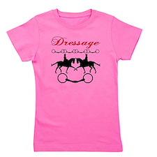 dressageroyal1 Girl's Tee