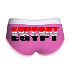 Support Egypt CP Women's Boy Brief