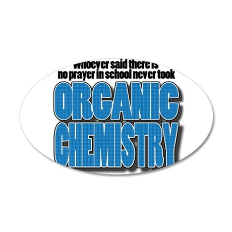 Orcanic Chemistry Wall Decal