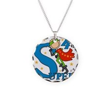 BIRTHDAYSUPER4 Necklace