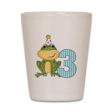 froggiethree Shot Glass