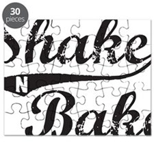 Shake and Bake Black Puzzle