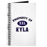 Property of kyla Journal