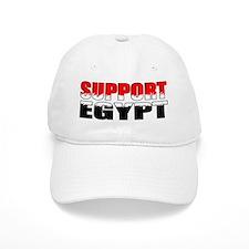 Support Egypt Baseball Cap