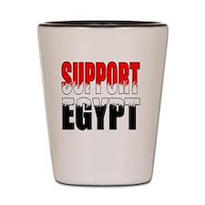 Suport Egypt LRG Button Shot Glass