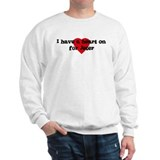 Heart on for Jeter Sweatshirt