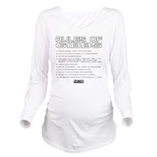 NCIS6b Long Sleeve Maternity T-Shirt