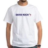 David Koch for president Shirt