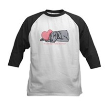 Blue UC Holds Heart Tee