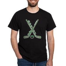 rolller_green_black T-Shirt