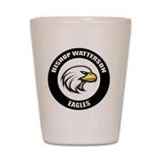 BWA_Logo_Mascot_W Shot Glass
