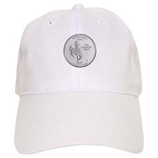2007 Wyoming State Quarter Baseball Cap