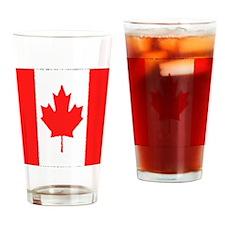 Canada Drinking Glass