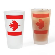 Canada 460 Drinking Glass