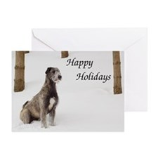 Brigid Happy Holidays Greeting Cards
