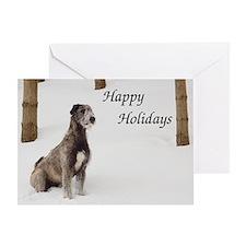 Brigid Happy Holidays Greeting Cards