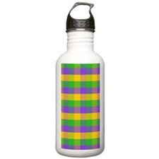 FleurMGcolPla441iphone Water Bottle