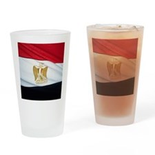 egyptflag Drinking Glass