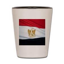 egyptflag Shot Glass