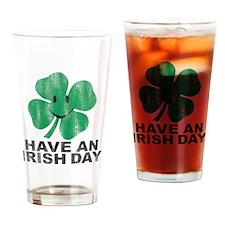 Irish Day-1 Drinking Glass