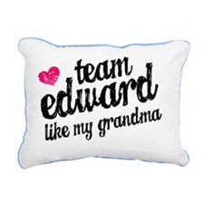 TeamEd Gma Rectangular Canvas Pillow