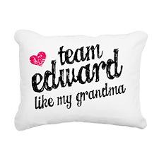 TeamEd Gma Rectangular Canvas Pillow