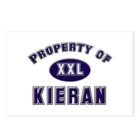 Property of kieran Postcards (Package of 8)