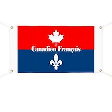 Canadien Francais (card) Banner