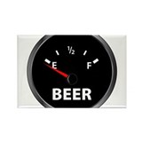 Out of Beer Rectangle Magnet (100 pack)