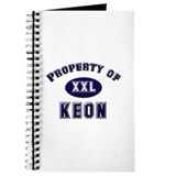 Property of keon Journal