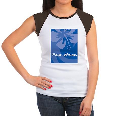PauHana-iPad5 Women's Cap Sleeve T-Shirt