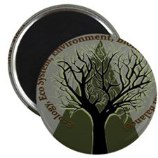 Tree Ecology Magnet