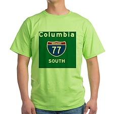 Columbia 77 Rec Mag T-Shirt