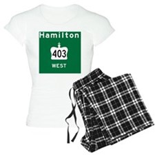 Hamilton 403 Rec Mag pajamas