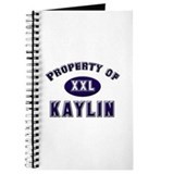 Property of kaylin Journal