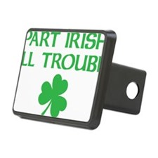 part irish all trouble Hitch Cover