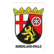 Rheinland-Pfalz Postcards (Package of 8)