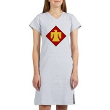 45th Infantry Division Women's Nightshirt