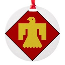 45th Infantry Division Ornament