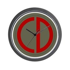 85th Infantry Division Wall Clock