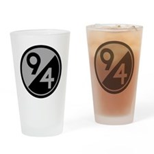 94th Infantry Division Drinking Glass