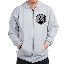 94th Infantry Division Zip Hoodie