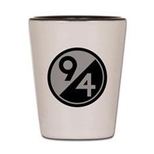 94th Infantry Division Shot Glass