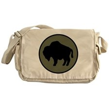 92nd Infantry Division Messenger Bag