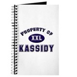 Property of kassidy Journal